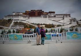 On the Run - Lhasa Tibet